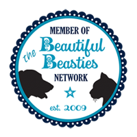 beautiful beasties badge